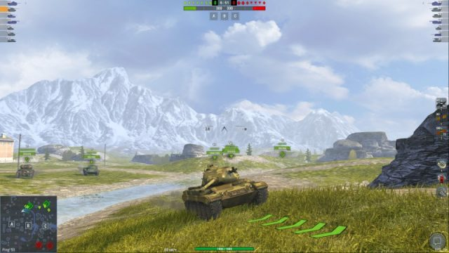 World of Tanks Blitz – лучшие онлайн танки на Android, PC, iOS и другие платформы