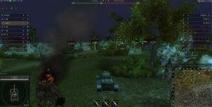 ground war tanks бой лесная карта