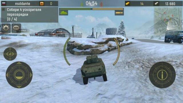 Grand Tanks – обзор игры и системные требования