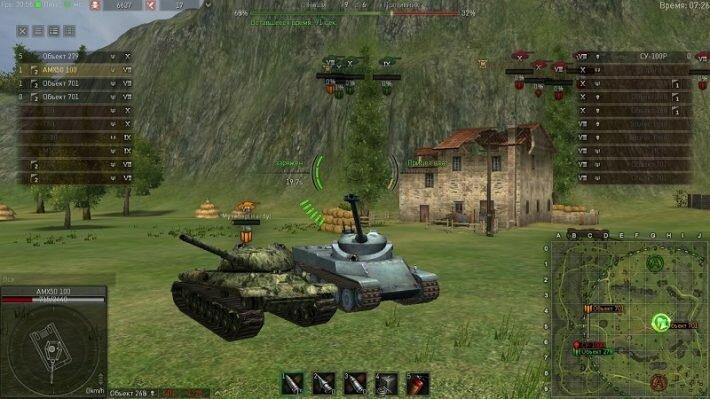 бонус коды к ground war tanks