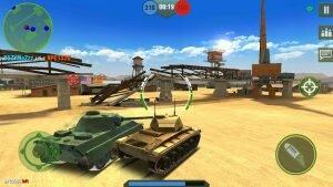War Machines бой
