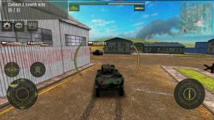 grand tanks геймплей