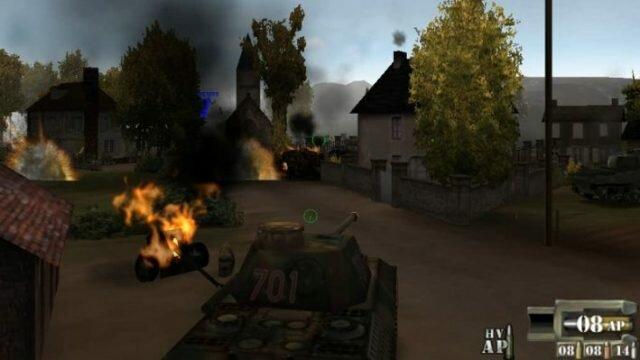 Panzer Killer (Истребитель танков) – обзор аркадного танкового экшена на PC
