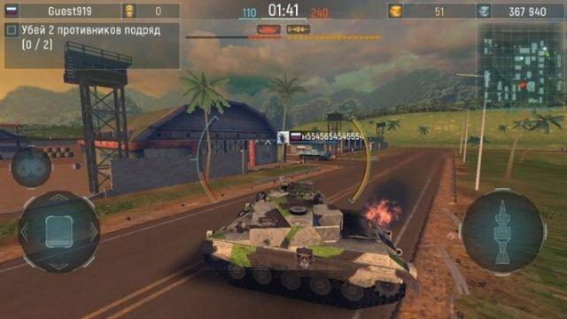 Armada: Modern Tanks – обзор и системные требования