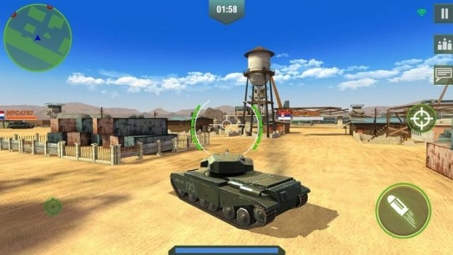 War Machines – игра про танки на Android и iOS