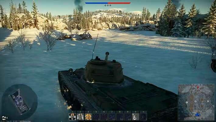 как в вартандер играть в танки онлайн