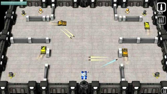 Tank Arena – простая, но прикольная игра про танки