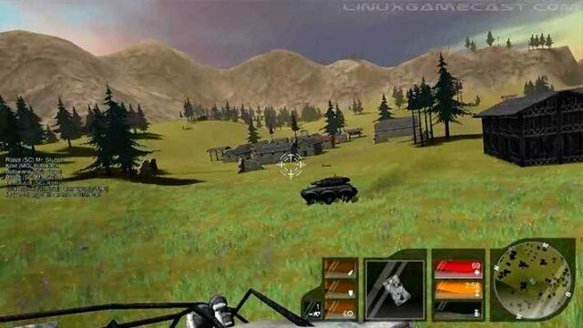 Zero Ballistics геймплей
