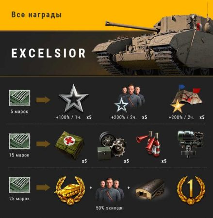World of Tanks - награды за летний фестиваль