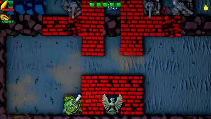 Iron Impact - ностальгия (Battle City)
