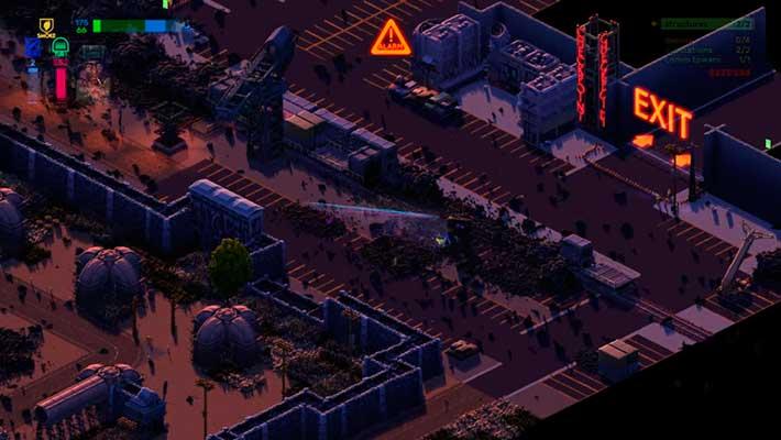 Brigador: Up-Armored Edition - топчем мегаполис и его жителей