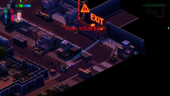 Brigador: Up-Armored Edition - городская карта