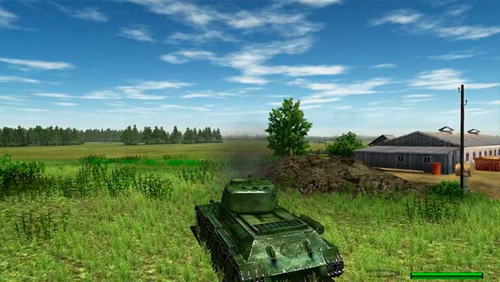 On the front line (На линии фронта) - крупные карты