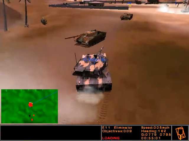 Armored Fist 3 - едем в город