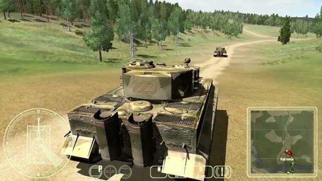 WWII Battle Tanks: T-34 vs. Tiger – упрощенный симулятор танка с претензиями на реализм