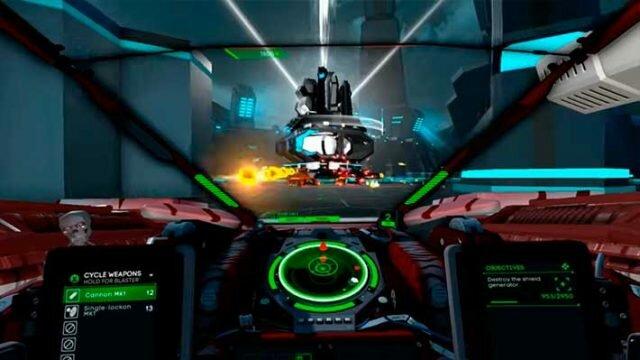 Battlezone Gold Edition – танковый экшен в антураже киберпанка для PC и VR