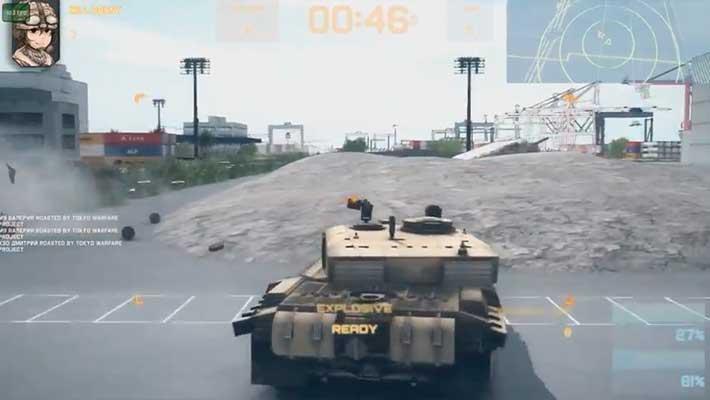 Tokyo Warfare - вид от третьего лица