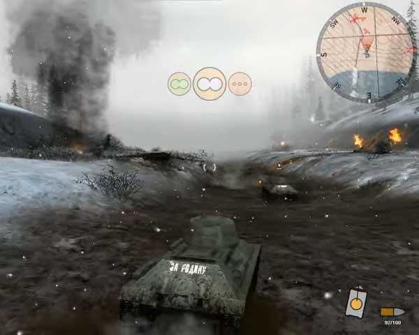 Panzer Elite Action - выдвигаемся, Сталинград