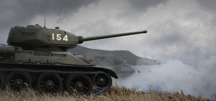 Акция WOT в честь 73-й годовщины завершения Второй мировой войны