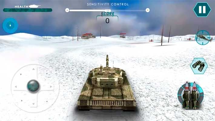 Real Battle of Tanks 2018: Army World War Machines
