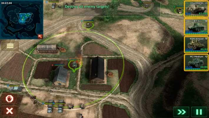 Armor Age: Tank Wars - интересные реалистичные бои