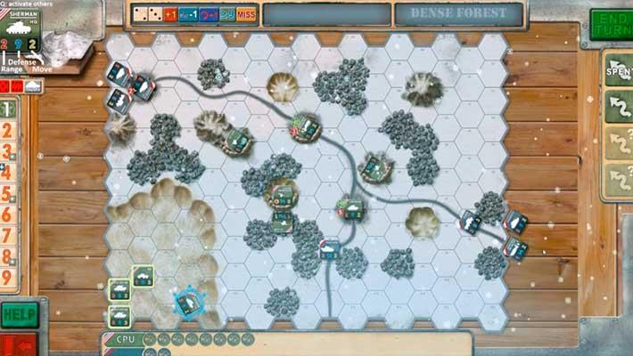 Tank On Tank Digital - городские, промышленные, снежные и лесные карты