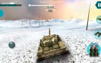 Real Battle of Tanks 2018: Army World War Machines - танк трясет