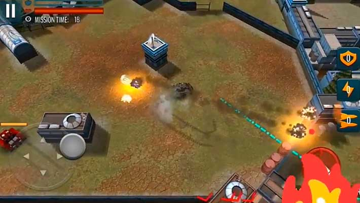Tank Battle Heroes: Modern World of Shooting - прокачка танков