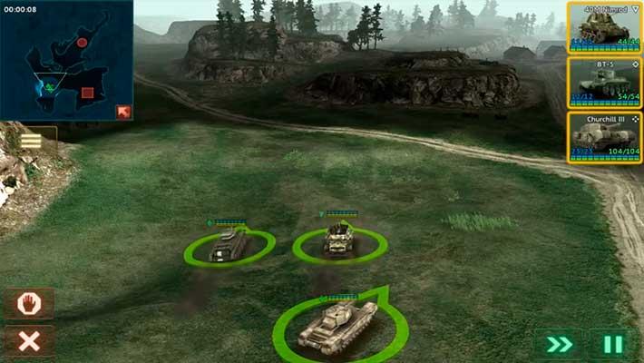 Armor Age: Tank Wars - исторически достоверная техника