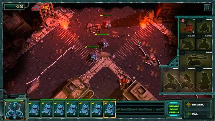 Tanks vs Aliens - перестрелки с инопланетянами