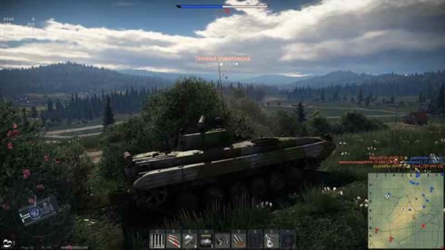 BMP-2 – годная бронемашина (10 место)