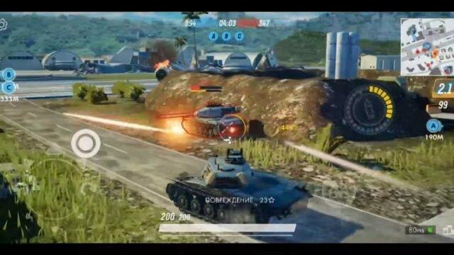 Armored Warfare: Assault – танковый онлайн экшен с респавном для Android и iOS