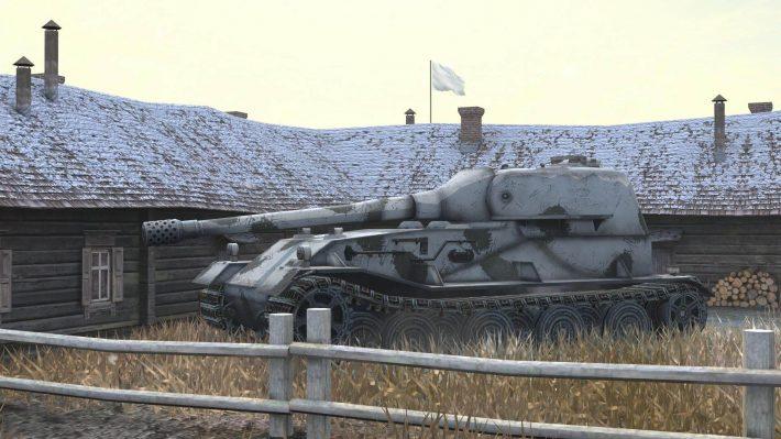 В WOT Blitz 5.5 добавили 3 новых тяжелых танка Германии