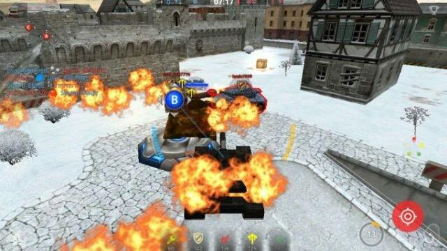 Tanki Online Mobile – мобильная версия легендарной танковой аркады