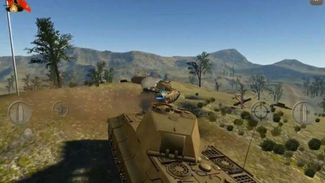 Archaic: Tank Warfare