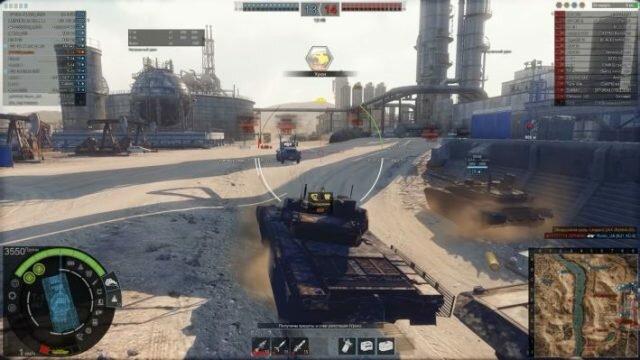 ТОП 10 игр похожих на World of Tanks