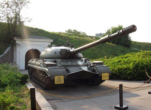 ИС-5 в киевском музее