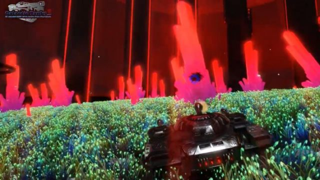 Galactic Tanks – MMO-экшен про танки в космосе
