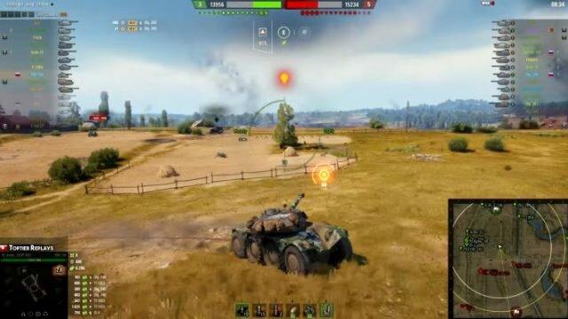 Огонь из-под колес!