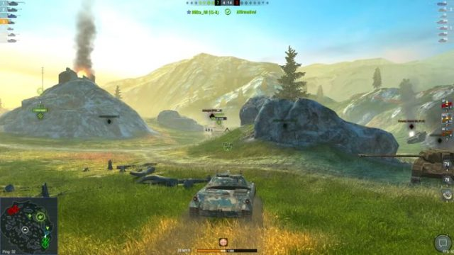 ТОП 10 самых быстрых танков в World of Tanks Blitz