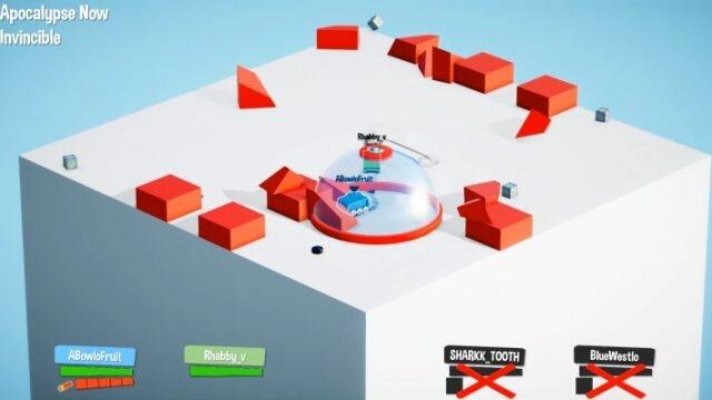 Tiny Tanks – веселая аркада про танки для игры с друзьями
