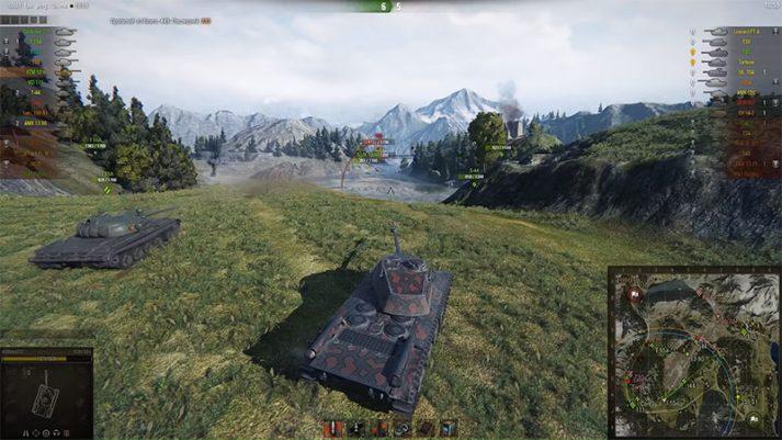 World of Tanks XVM Mod