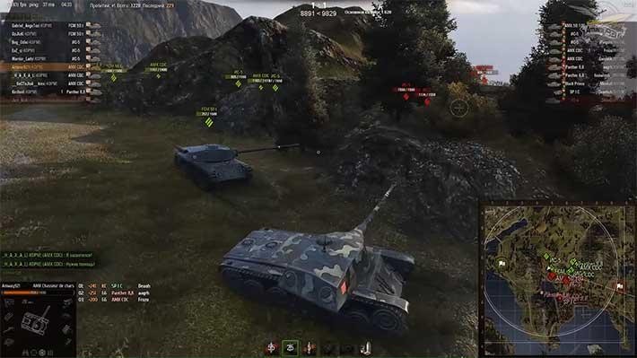 World of Tanks - битва за Укрепрайоны
