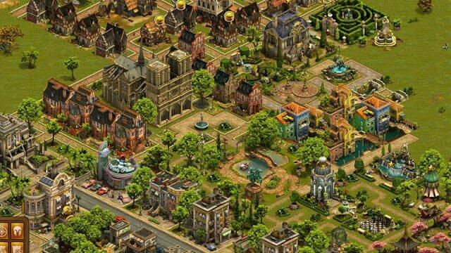 Forge of Empires – от каменного века к технологиям будущего