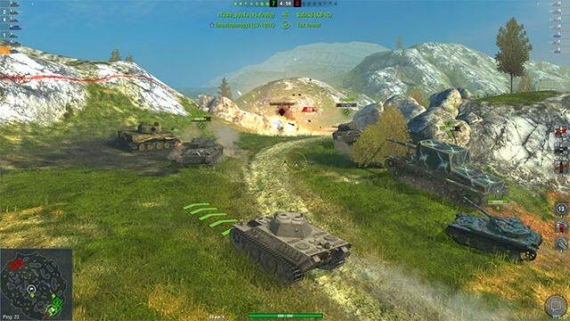 VK 16.02 Leopard – воин-разведчик для любителей стелс-экшена