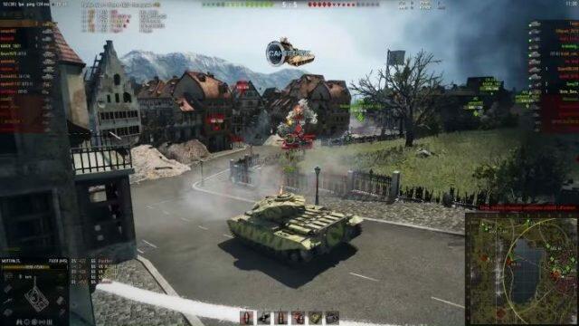 FV201 (A45) – премиум-танк поддержки для умелых игроков