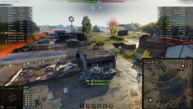 Применение легких танков в клановых и случайных боях WOT