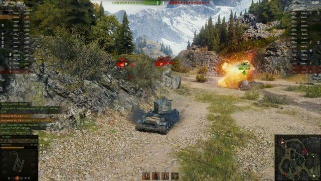 World of Tanks – лучший танковый экшен с современной графикой