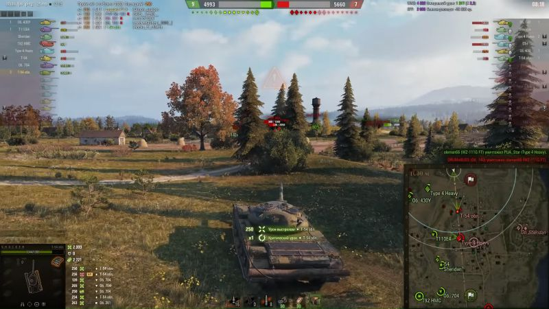 World of Tanks - Легкий танк