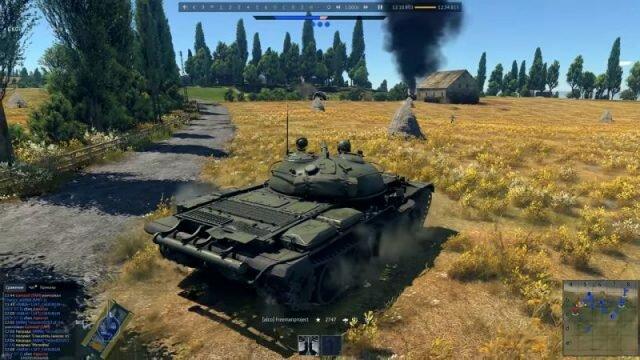 War Thunder - лучшая игра про танки